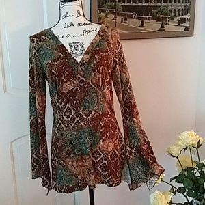 Beautiful Patterned Tunic